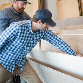 Did you know Ryan, our owner, started out with his own flooring business called Reed Floors in Carpinteria before acquiring Coast Glass and forming Coast Supply Co.? Hate⠀⠀⠀⠀⠀⠀⠀⠀⠀ to brag, but we have to be honest... Ryan and Ian, our Carp Store Manager, might know more about flooring than any other duo on the Central Coast. ⠀⠀⠀⠀⠀⠀⠀⠀⠀ ⠀⠀⠀⠀⠀⠀⠀⠀⠀ #flooringinstallation santabarbarainteriordesign #flooringdesign #flooringcompany #flooringsolutions #flooringinspiration #luxuryflooring #flooringinspo #flooringideas #flooringexperts #floorings #woodflooring #flooringinstall #flooringinstallationsolutions