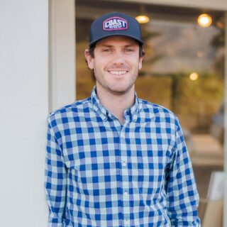 If you don't already know Ian - you are missing out! In addition to being our General Manager, overseeing all of magnificent our store managers and sales operations, he is an all around standup guy!  If he's not out working with one of our partnering architects or builders, you can find him at our Carpinteria showroom.   #coastsupplyco#carpinteria#santabarbaraliving#windows#flooringinstallation#shopsmall